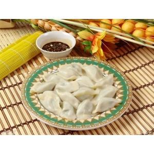 香菜羊肉水饺