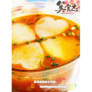 培根土豆番茄汤