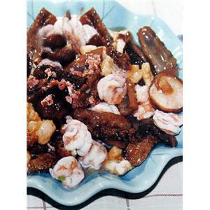 三鲜焖海参
