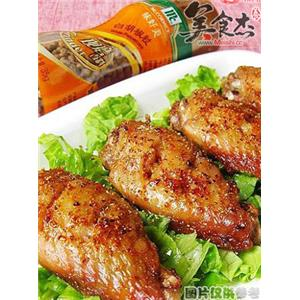 烧烤鸡中翅