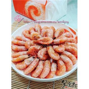 椒香北极虾