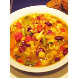 意大利田园蔬菜汤