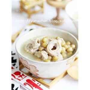 豌豆肥肠汤