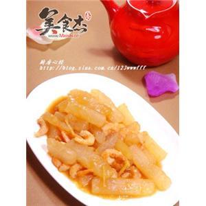 海米烧冬瓜