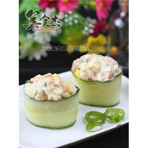 黄瓜小饭团