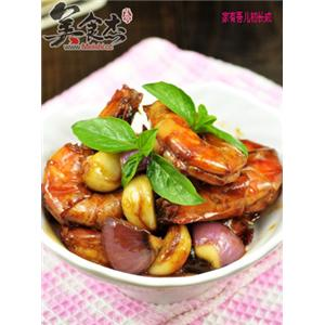 台湾三杯虾