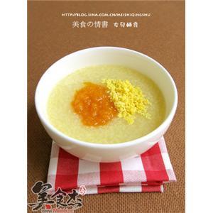 蛋黄南瓜小米粥