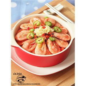 蒜茸粉丝北极虾