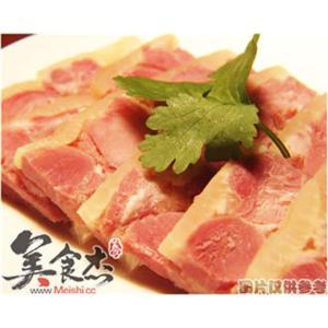 淮扬菜 肴肉