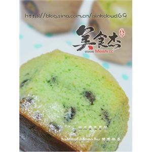 班兰蜜豆海绵蛋糕