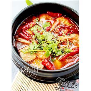 麻辣水煮虾