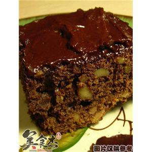 巧克力核桃糕