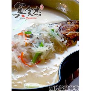 瘦小腹鱼汤
