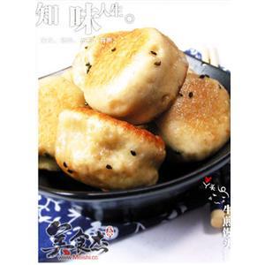 上海小吃—生煎馒头