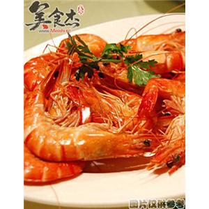 精卤灼草虾