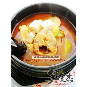 韩式鳕鱼豆腐锅