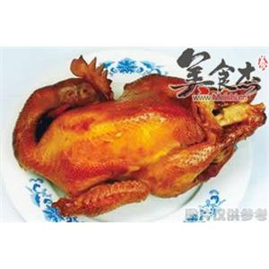 义盛永熏鸡