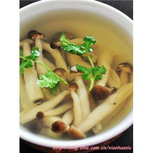 清汤蟹味菇
