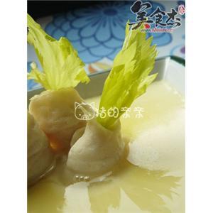 蛋香鱼肉卷
