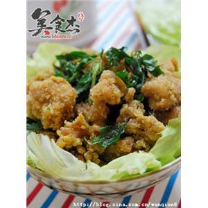 台湾正宗的盐酥鸡