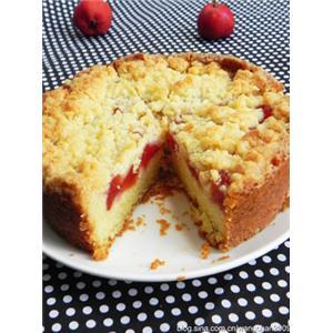 酥山楂蛋糕