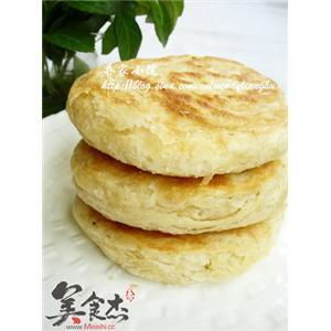 晋南油酥饼