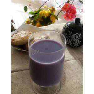 紫薯山药豆浆