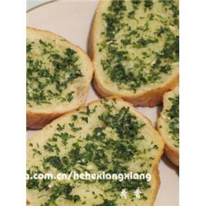 法式蒜味烤面包
