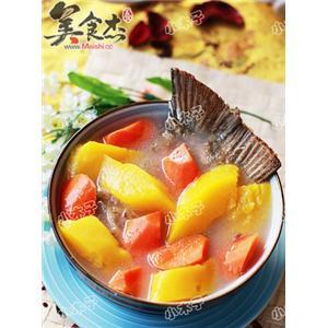 木瓜煲鱼尾