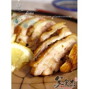 麻香红茶熏鸡