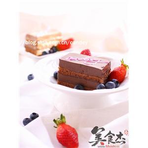 巧克力慕斯蛋糕