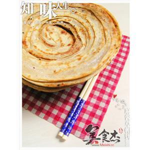 麻酱草帽饼