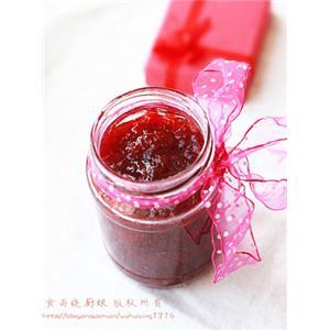 自制香甜草莓酱