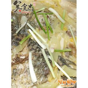 咸梅炖鲤鱼