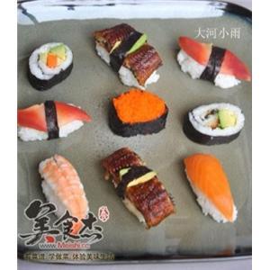 什锦寿司DIY
