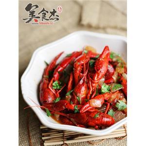 番茄小龙虾