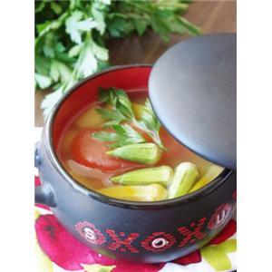 波黑祖母的秋葵汤