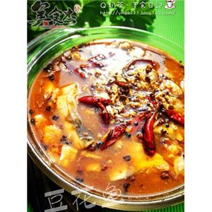 热辣红火麻辣鲜香:豆花鱼