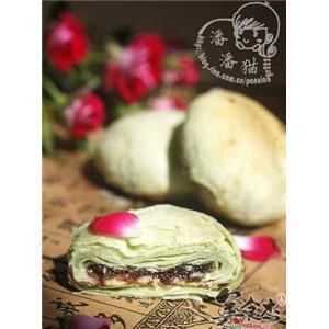 玫瑰花 酥饼