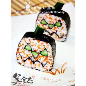 南瓜灯寿司