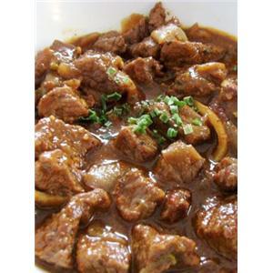 南非式烧牛肉