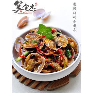 香辣豉香花蛤