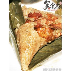 台湾北部肉粽