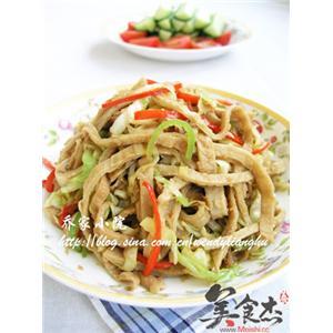 炒荞麦煎饼