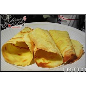 墨西哥薄饼鸡蛋卷