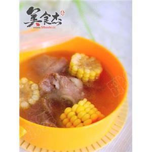 玉米骨头汤