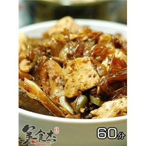 黄花鱼炖豆腐粉条