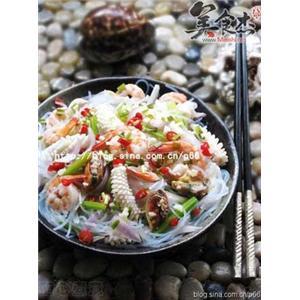 泰式海鲜粉丝沙拉