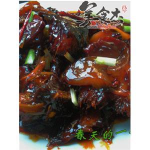 茄汁火腿腊鱼