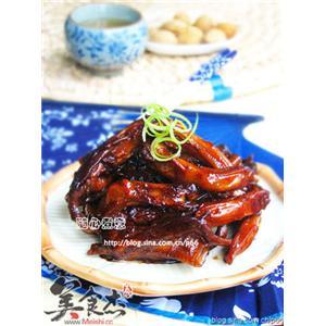 温州酱鸭舌